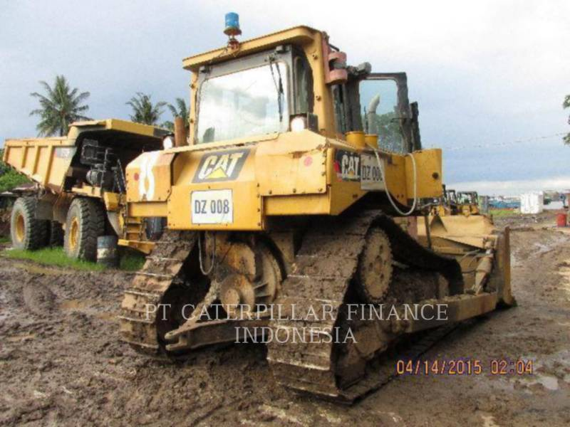 CATERPILLAR TRACTEURS SUR CHAINES D6R equipment  photo 18