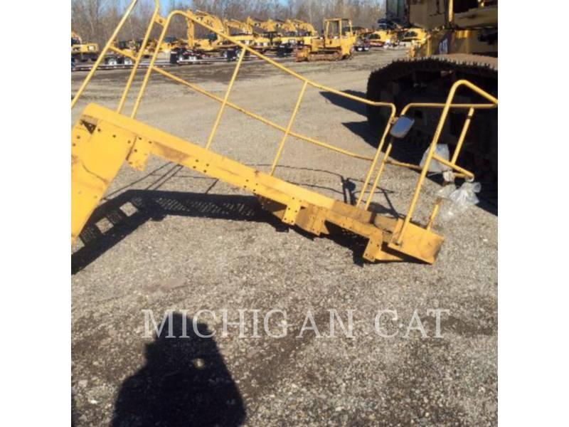 CATERPILLAR TRACK EXCAVATORS 345B MH equipment  photo 12