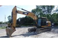 CATERPILLAR トラック油圧ショベル 320DL equipment  photo 1