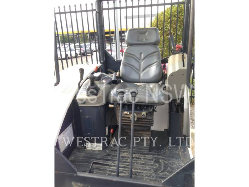 BOBCAT EXCAVATOARE PE ŞENILE 328 equipment  photo 9