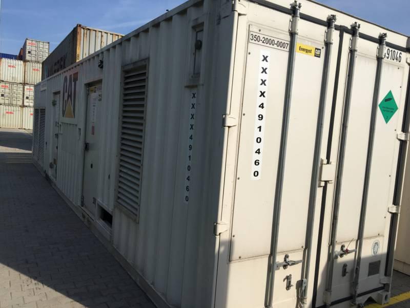 CATERPILLAR Grupos electrógenos móviles XQ 2000 equipment  photo 1