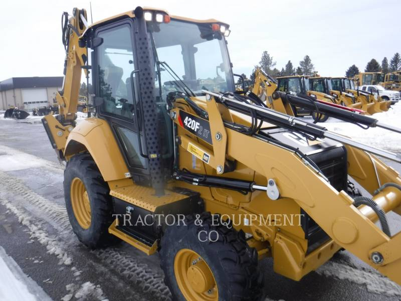 CATERPILLAR バックホーローダ 420F24ETCB equipment  photo 9