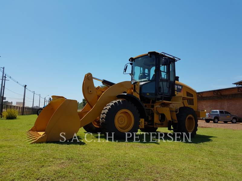 Caterpillar ÎNCĂRCĂTOARE PE ROŢI/PORTSCULE INTEGRATE 924K equipment  photo 1