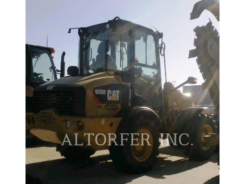 CATERPILLAR CARGADORES DE RUEDAS 908M equipment  photo 4