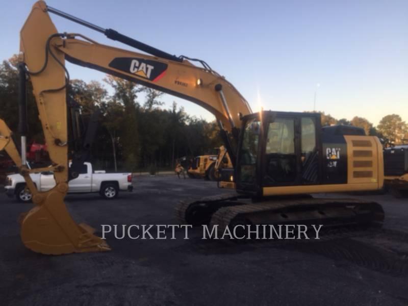 CATERPILLAR トラック油圧ショベル 320EL equipment  photo 2