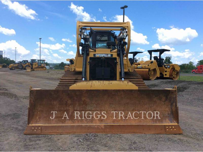CATERPILLAR TRACK TYPE TRACTORS D6TLGP AG equipment  photo 6