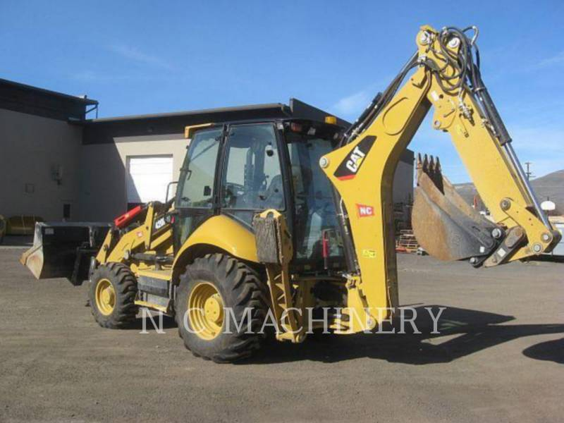 Caterpillar BULDOEXCAVATOARE 420F 4ETCB equipment  photo 4