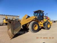 CATERPILLAR RADLADER/INDUSTRIE-RADLADER 950M FC equipment  photo 4