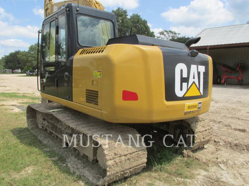CATERPILLAR トラック油圧ショベル 313FL GC equipment  photo 3