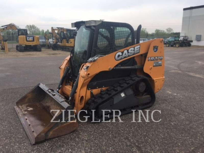 CASE/NEW HOLLAND CARGADORES MULTITERRENO TR270 equipment  photo 1