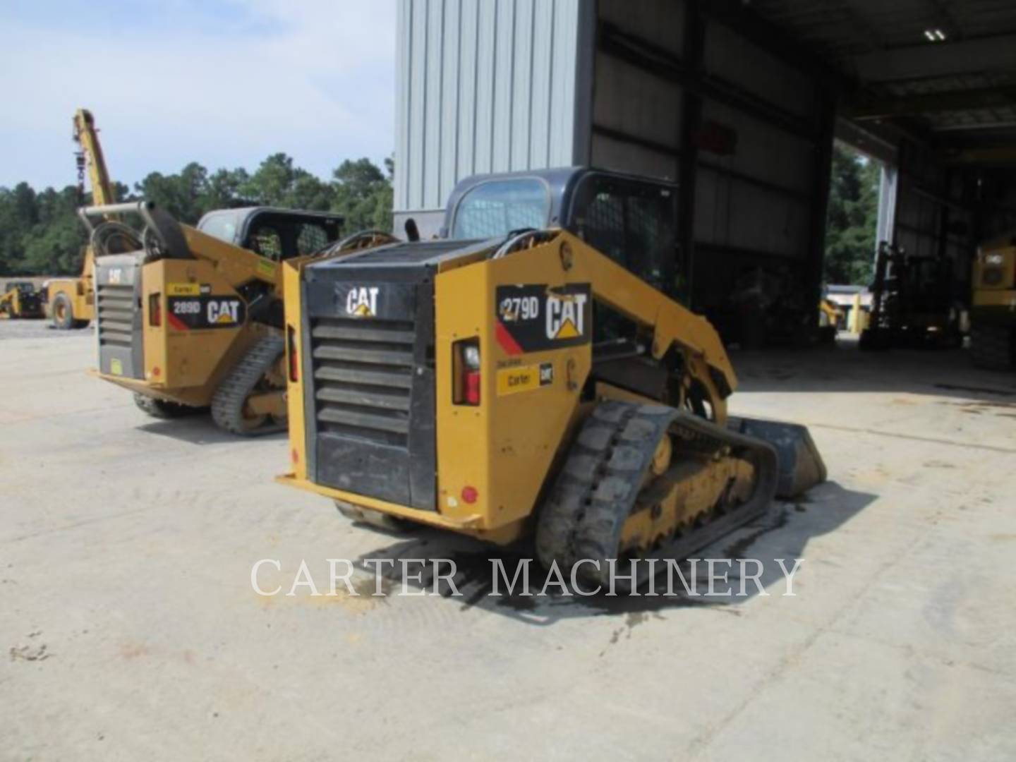 2014 CATERPILLAR 279D AC
