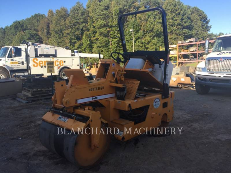 LEE-BOY COMPACTEURS VIBRANTS, MONOCYLINDRE 400T equipment  photo 2