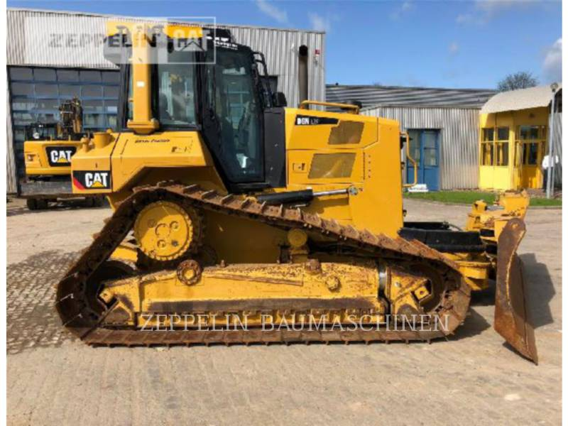 CATERPILLAR TRACTORES DE CADENAS D6NMP equipment  photo 7