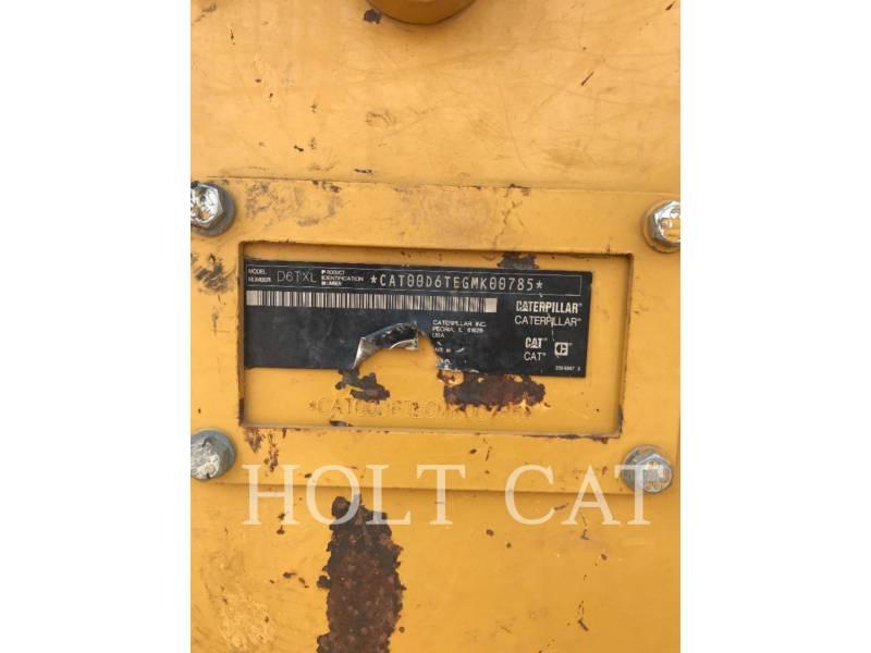 CATERPILLAR TRACTORES DE CADENAS D6T equipment  photo 5