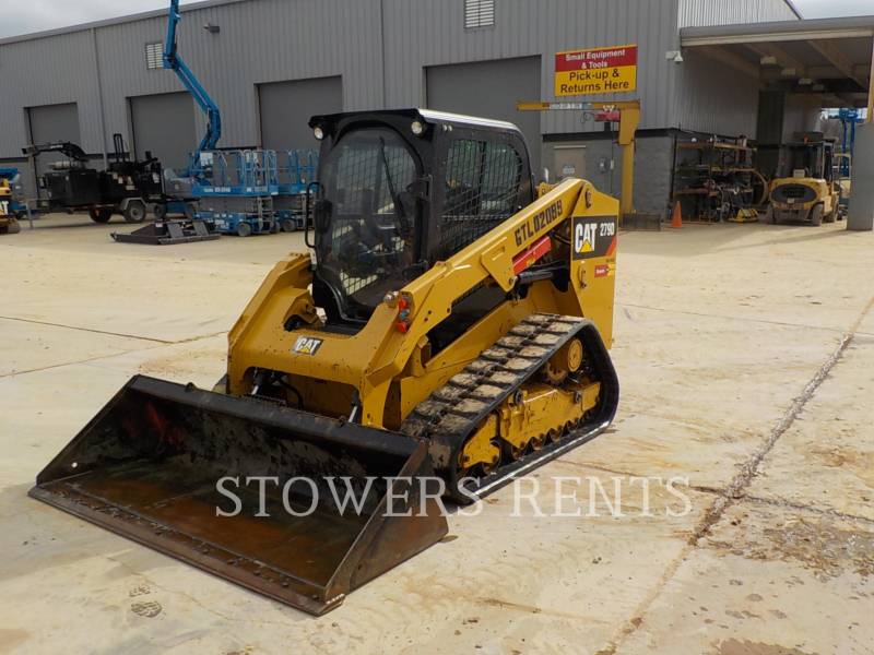 CATERPILLAR MULTI TERRAIN LOADERS 279D CAB equipment  photo 4