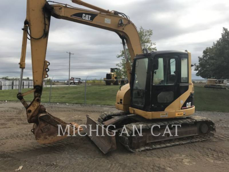 CATERPILLAR TRACK EXCAVATORS 308CCR equipment  photo 1