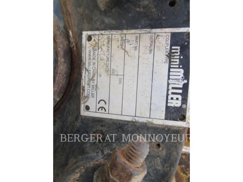 CATERPILLAR PELLES SUR CHAINES 301.7D equipment  photo 15