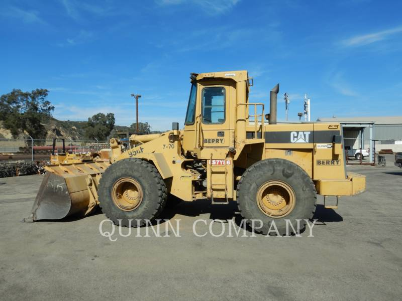 CATERPILLAR WHEEL LOADERS/INTEGRATED TOOLCARRIERS 950F equipment  photo 5