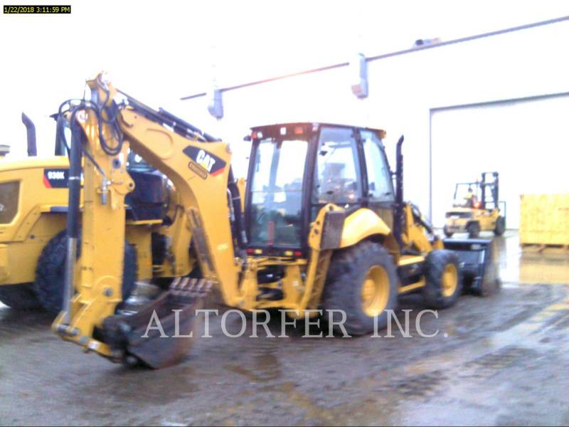 CATERPILLAR BACKHOE LOADERS 420F IT equipment  photo 2