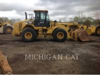 CATERPILLAR WHEEL LOADERS/INTEGRATED TOOLCARRIERS 950H S+ equipment  photo 7