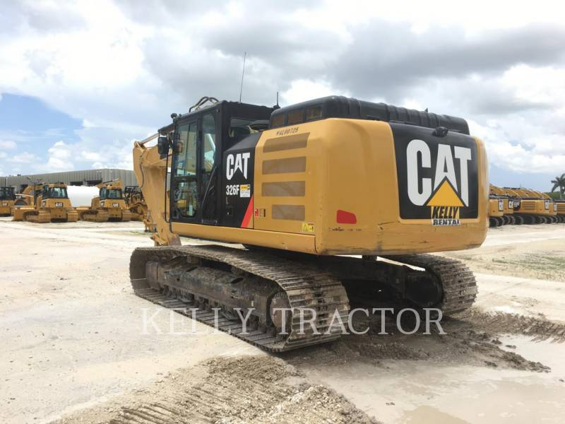 CATERPILLAR EXCAVADORAS DE CADENAS 326FL equipment  photo 3