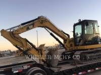 CATERPILLAR TRACK EXCAVATORS 308D SB TH equipment  photo 1