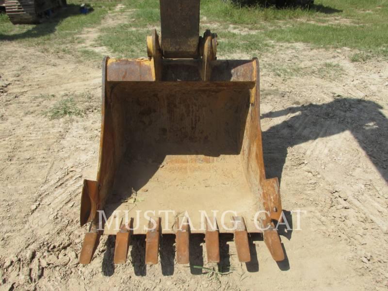CATERPILLAR TRACK EXCAVATORS 312EL equipment  photo 8