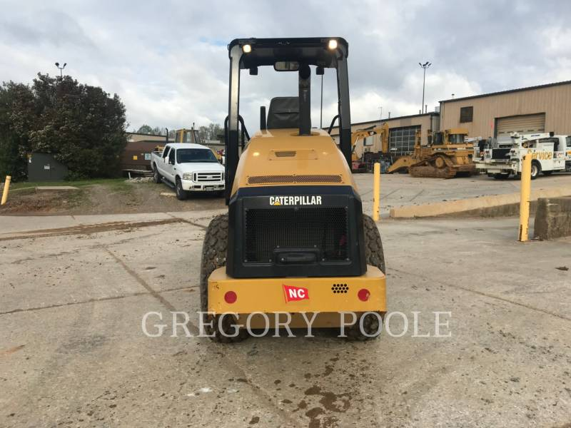CATERPILLAR EINZELVIBRATIONSWALZE, GLATTBANDAGE CS-44 equipment  photo 5