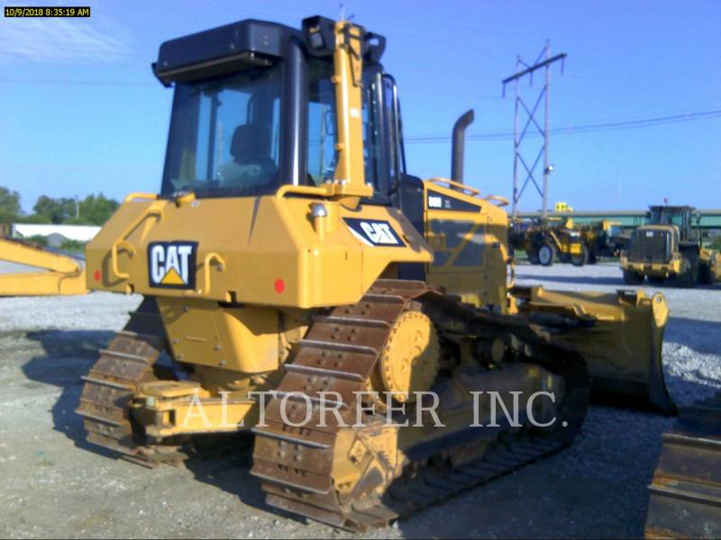 CATERPILLAR TRACK TYPE TRACTORS D6NXL equipment  photo 3