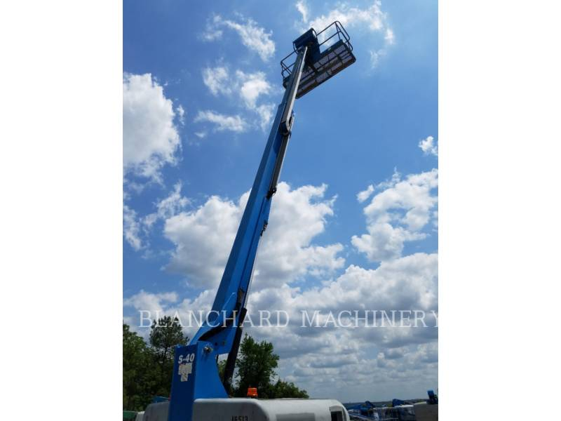 GENIE INDUSTRIES LEVANTAMIENTO - PLUMA S-40 equipment  photo 1