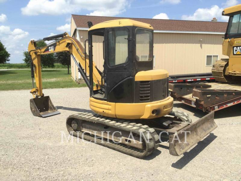 CATERPILLAR TRACK EXCAVATORS 305CR equipment  photo 3