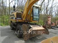 CATERPILLAR WHEEL EXCAVATORS M318 equipment  photo 2