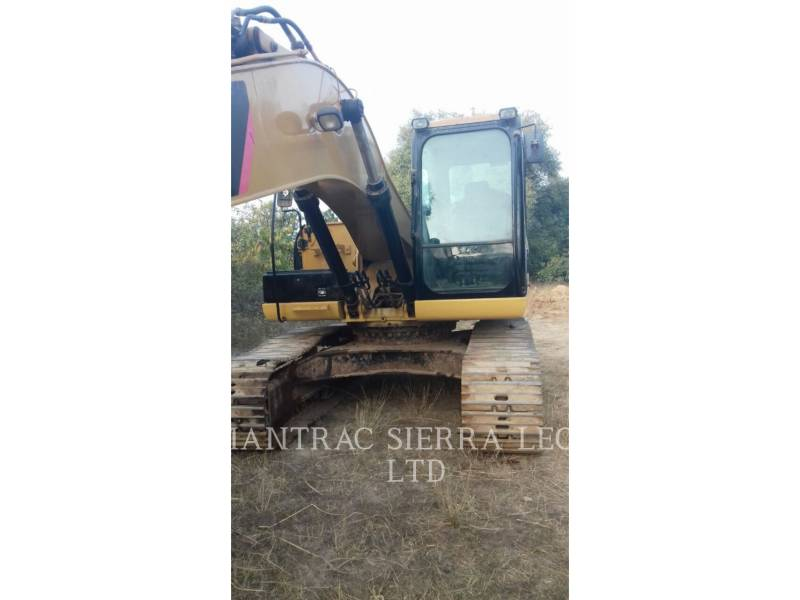 CATERPILLAR KETTEN-HYDRAULIKBAGGER 320 D equipment  photo 18