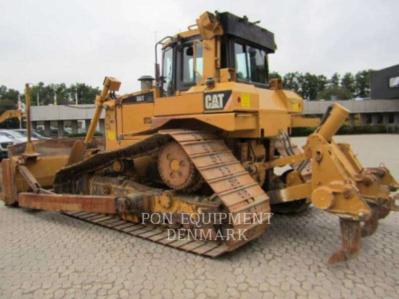 CATERPILLAR WHEEL DOZERS D6T LGP equipment  photo 3