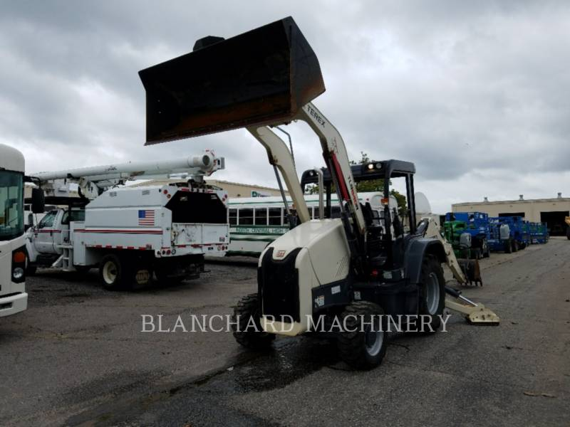 TEREX CORPORATION BACKHOE LOADERS TLB840 equipment  photo 6