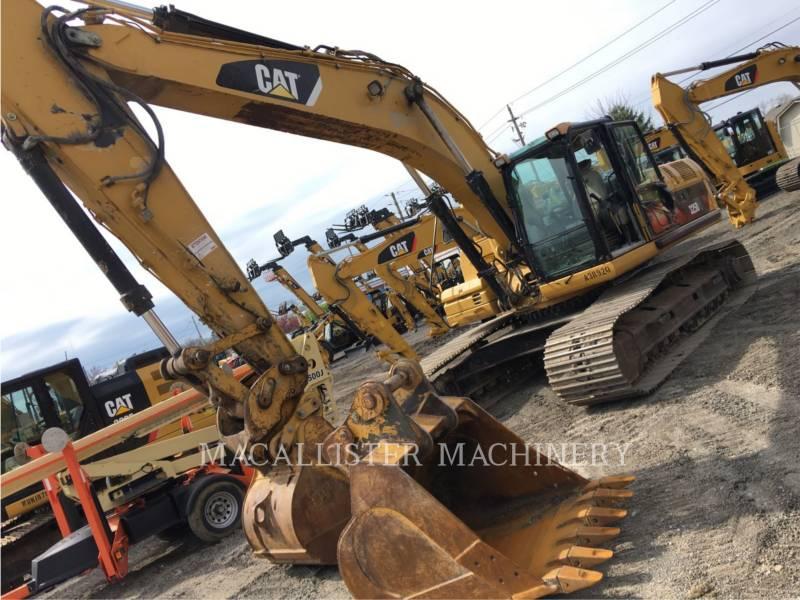 Caterpillar EXCAVATOARE PE ŞENILE 325DL equipment  photo 3