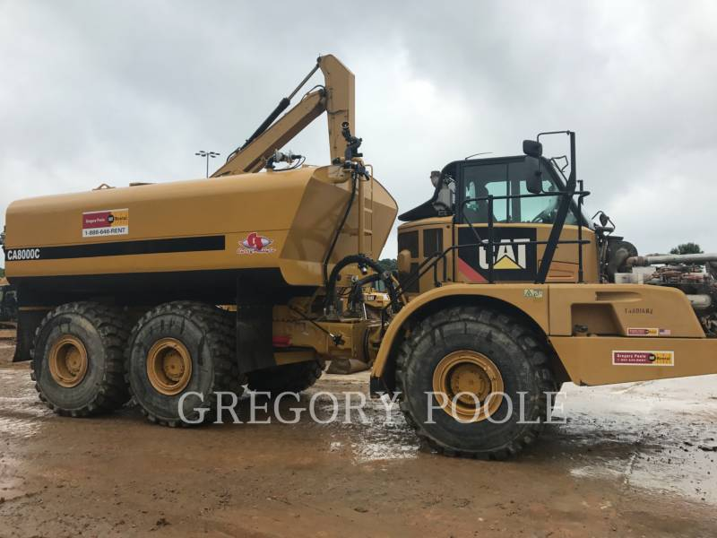 CATERPILLAR DUMPER ARTICOLATI 740B equipment  photo 4