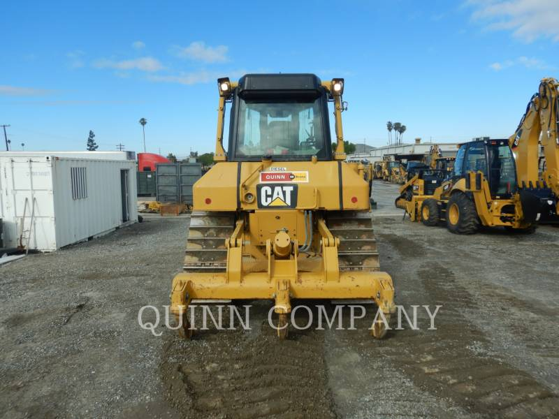 CATERPILLAR TRACK TYPE TRACTORS D6N XL equipment  photo 8