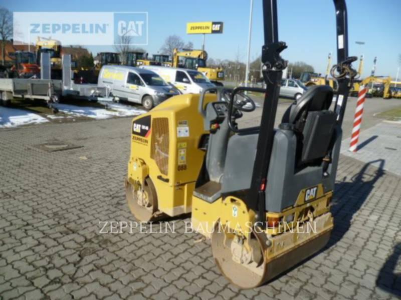 CATERPILLAR VERDICHTER CB14B equipment  photo 2
