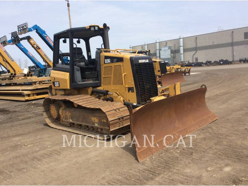 CATERPILLAR TRACK TYPE TRACTORS D3K2L equipment  photo 1