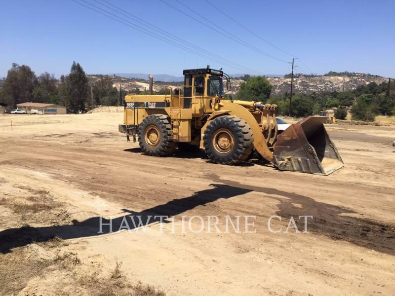 CATERPILLAR CARGADORES DE RUEDAS 988F equipment  photo 5
