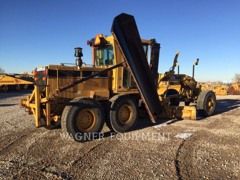 CATERPILLAR NIVELEUSES 143H equipment  photo 8