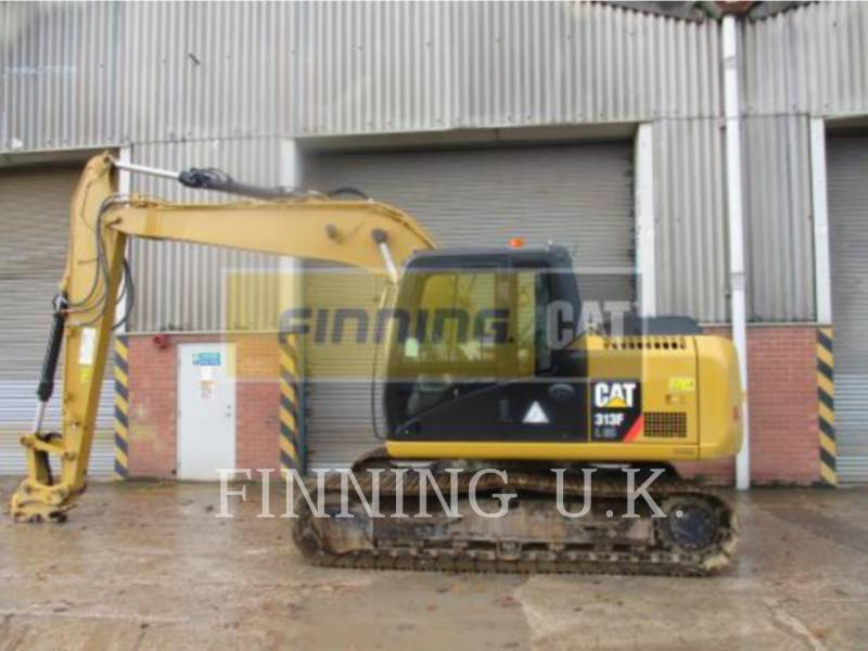 CATERPILLAR PELLES SUR CHAINES 313FLGCDC1 equipment  photo 1