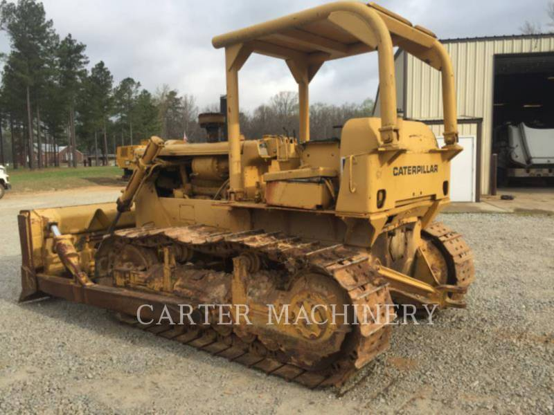 CATERPILLAR TRAKTOR GĄSIENNICOWY KOPALNIANY D6C equipment  photo 4