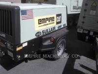 SULLAIR AIR COMPRESSOR DPQ185CA equipment  photo 2