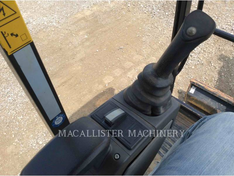 CATERPILLAR KETTEN-HYDRAULIKBAGGER 302.7DCR equipment  photo 20