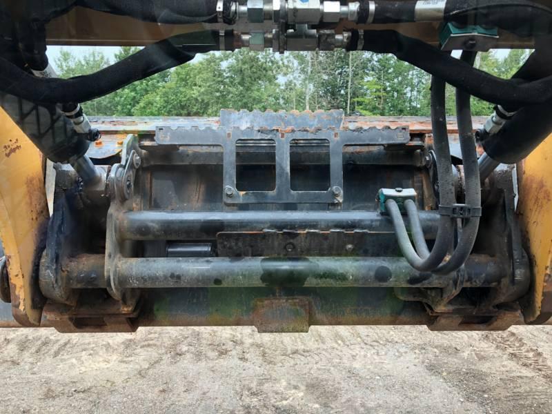 Caterpillar MINIÎNCĂRCĂTOARE RIGIDE MULTIFUNCŢIONALE 236 D equipment  photo 17
