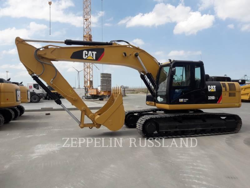 CATERPILLAR ESCAVATORI CINGOLATI 320D2L equipment  photo 1