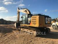 CATERPILLAR トラック油圧ショベル 329EL equipment  photo 8