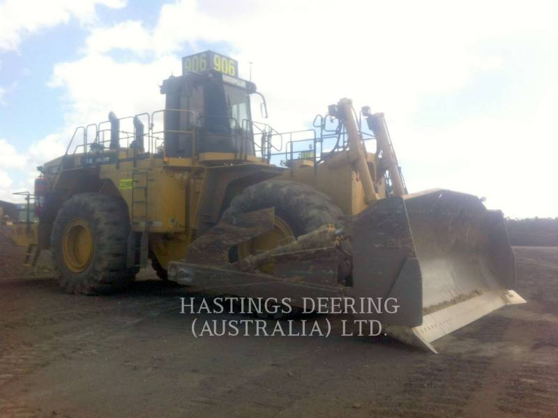 CATERPILLAR WHEEL DOZERS 854K equipment  photo 3